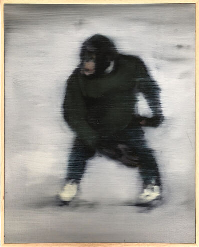 Katherine Bull, 'Johnny on Ice', 2020