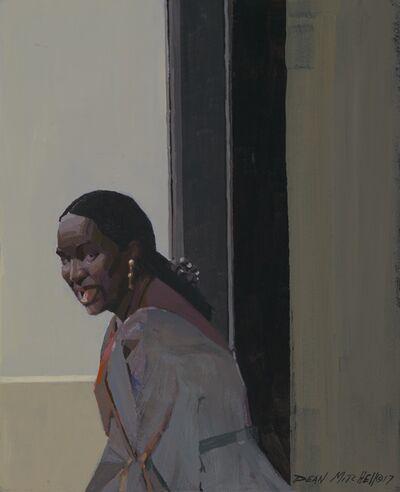 Dean Mitchell, 'Harlem Lady', 2017