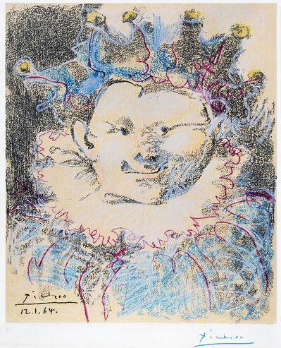 Pablo Picasso, 'Harelquin', 1964