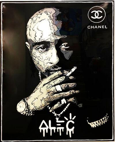Alec Monopoly, 'Chanel Tupac ', 2019