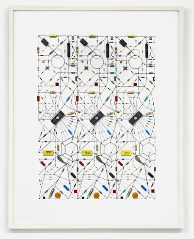 Leonardo Ulian, 'Triple force circuit mode', 2015