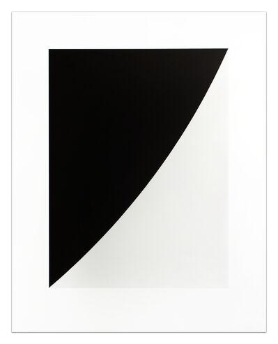 Ellsworth Kelly, 'Black Variation I', 1973-1975