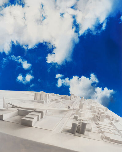 soyoun jeong, 'Some Landscape 1', 2016