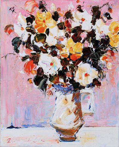 Zhou Shilin, 'Pink Hue Bouquet', 2013