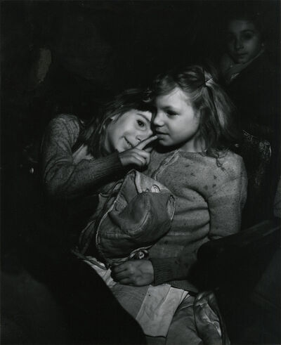 Weegee, 'Children's Performance', ca. 1940