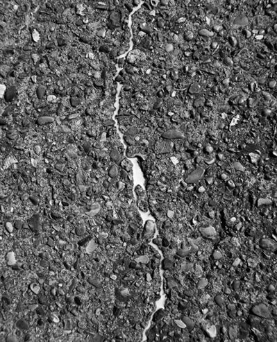 Maria Laet, 'Milk on pavement', 2008