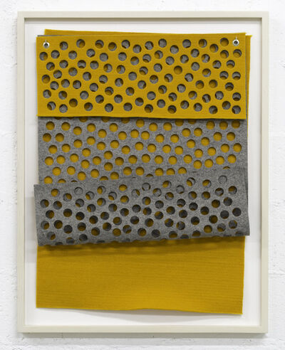 Ricardo Rendón, 'Trabajos de Acumulación 1', 2013