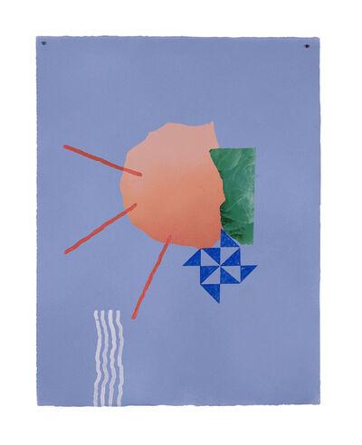 Jackie Riccio, 'Stone Fruit Origami', 2020