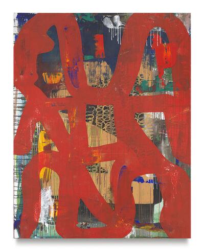 Arturo Herrera, 'Untitled', 2017