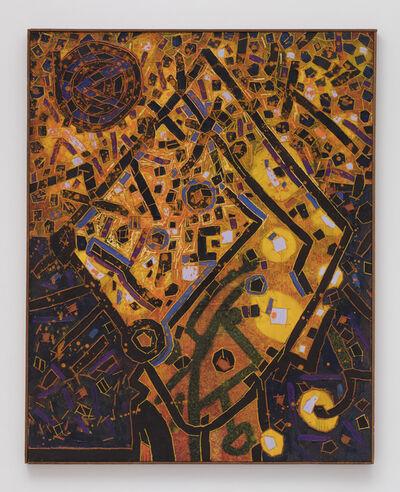 Lee Mullican, 'Flying', 1965