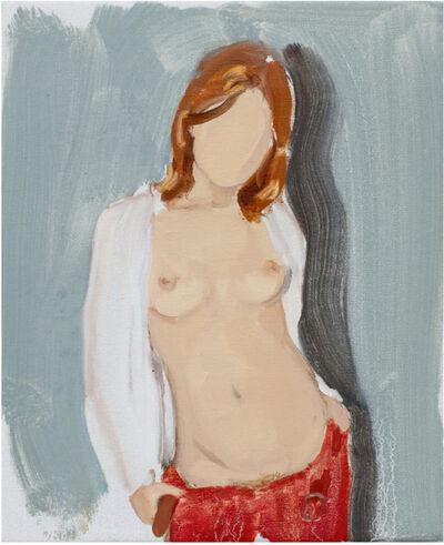 Gideon Rubin, 'Red Trousers ', 2019