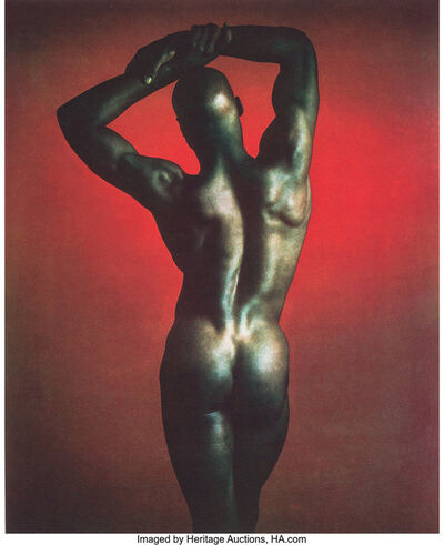 Robert Mapplethorpe, 'Ken Moody', 1985