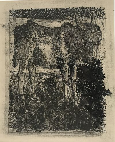 Pablo Picasso, 'L'Ane (The Donkey)', 1936