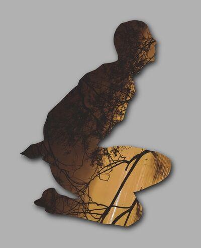 Reza Aramesh, 'Action 143/022-collage', 2015