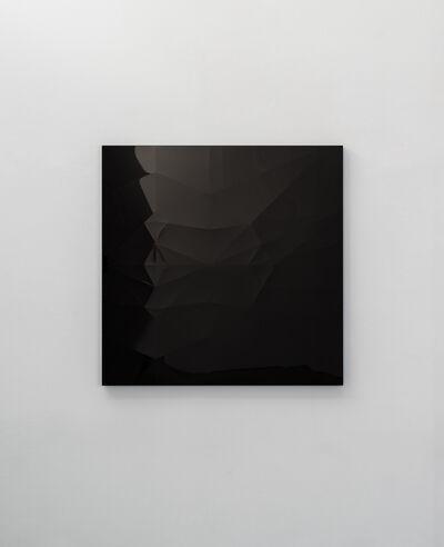 Yusuke Komuta, 'Plane Stealth BLK', 2016
