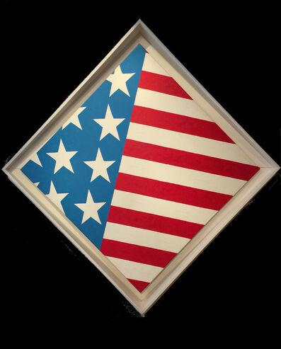 Al Hansen, 'Flag (Kite)', 1973