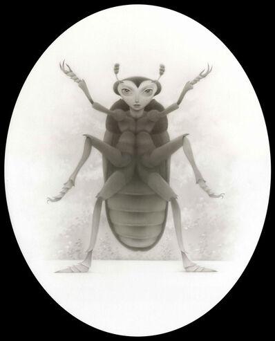 Travis Louie, 'Faerie in the Larder Beetle Disguise', 2017