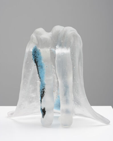 Grace Schwindt, 'Steel Blue Dance', 2019