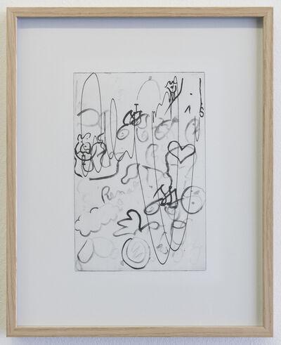 Mercedes Azpilicueta, 'Untitled / visuales mnemonicas (m2l)', 2016