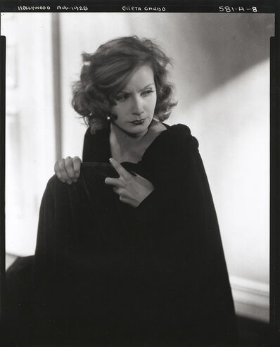 Edward Steichen, 'Greta Garbo, Hollywood, California', 1928