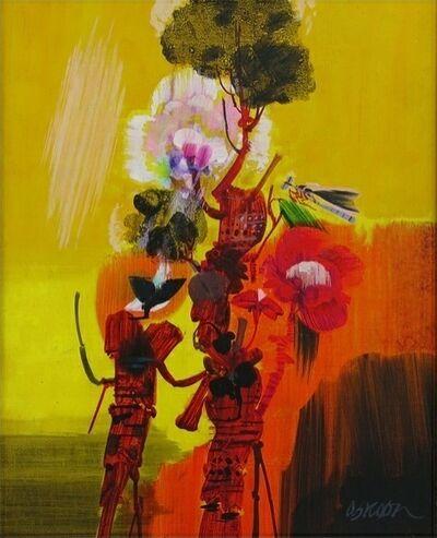 Alejandro Obregón, 'La Machaca', 1983
