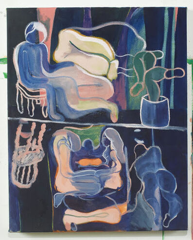 Tahnee Lonsdale, 'Mirroring', 2018