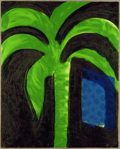 Howard Hodgkin, 'Palm and Window', 1990-1991