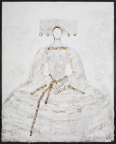 Vladimir Prodanovich, 'White Queen', 2019