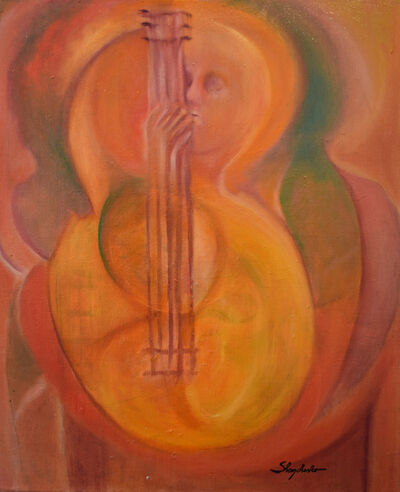 Gail Shamchenko, 'I Am My Instrument II', 2017