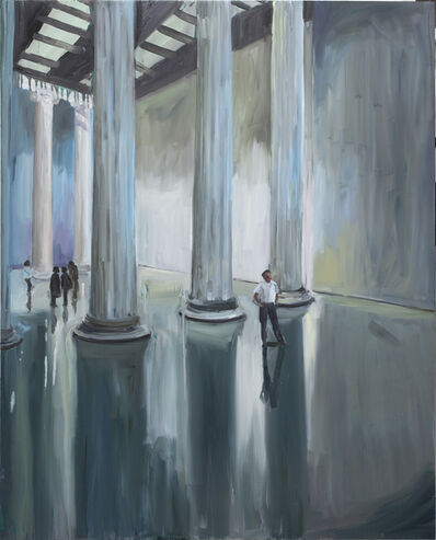 Anna Bjerger, 'Atrium', 2015