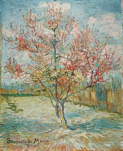 Vincent van Gogh, 'Pink peach trees ('Souvenir de Mauve')', c. 30 March 1888