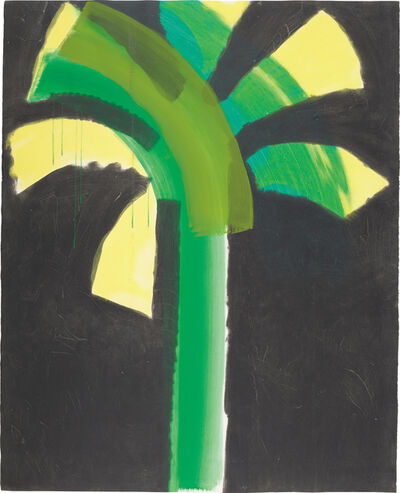 Howard Hodgkin, 'Night Palm', 1990-1991
