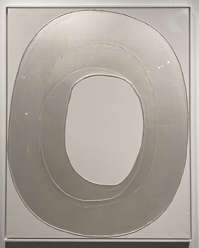 Ted Collier, 'Ted Collier, Circle Series 4 | Pearlescent', 2020