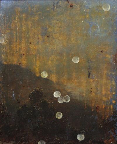 Darren Waterston, 'GREEN NOCTURNE (landscape)', 1993