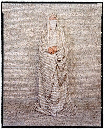 Lalla Essaydi, 'Les Femmes du Maroc #22B', 2005