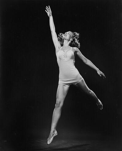 Philippe Halsman, 'Ballerina', late 1940s