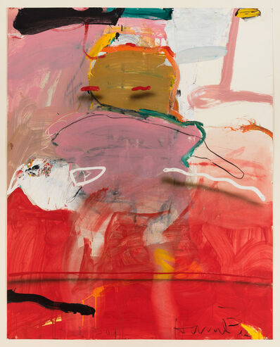 James Havard, 'Red Dog', 1982
