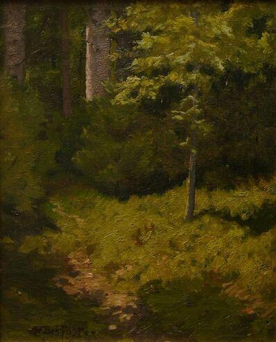 Ben Foster, 'Tree Shadows', ca. 1910