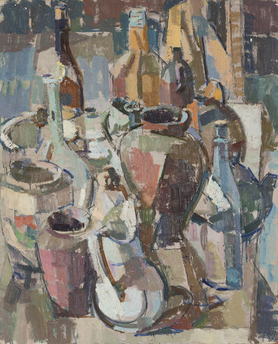 Herbert Barnett, 'Still Life with Jugs', Wheaton
