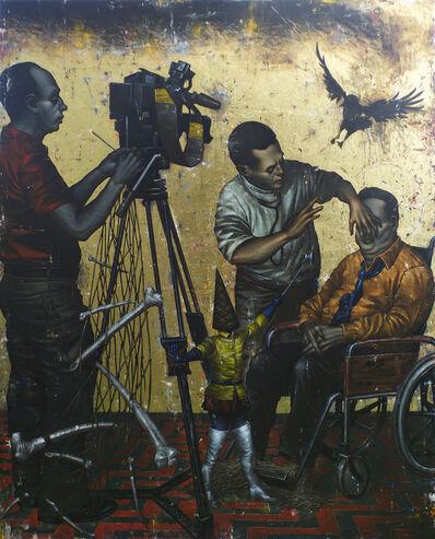 Leslie de Chavez, 'Wheelchair Effect ', 2014