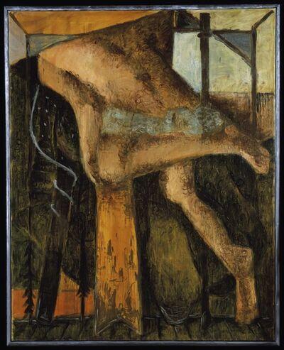Markus Lüpertz, 'Frühling (nach Poussin)', 1989