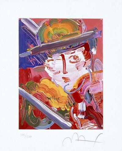Peter Max, 'Abstract Zero', 2001