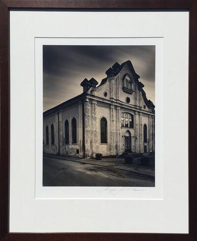 Roman Loranc, 'White Synagogue, Senjy', 2007