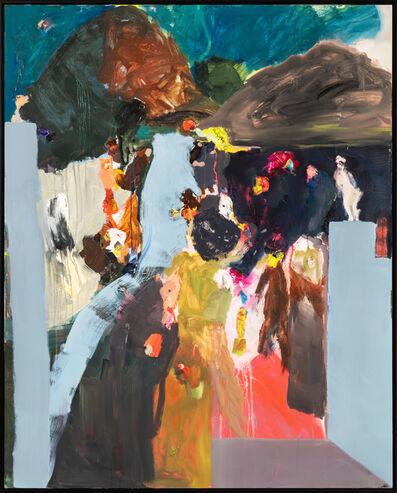 Karen Black, 'Fear of falling', 2018