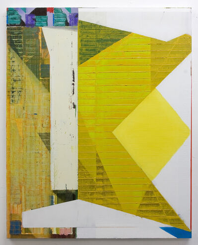 Dil Hildebrand, 'A Step Out of Line', 2015