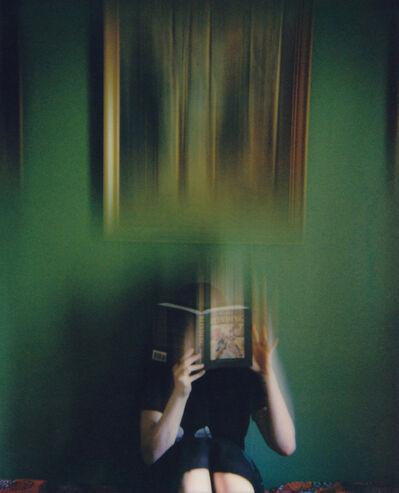 Lisa Toboz, 'Blinding - Contemporary, Polaroid, Photograph, Figurative, 21st Century, Women, Healing', 2017