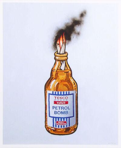 Banksy, 'Tesco Petrol Bomb', 2011