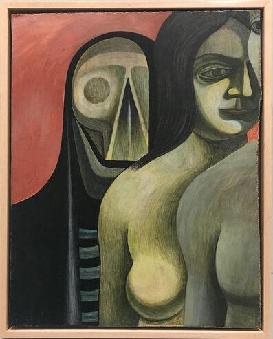REUBEN KADISH, 'Untitled (Mural Study)', Unknown