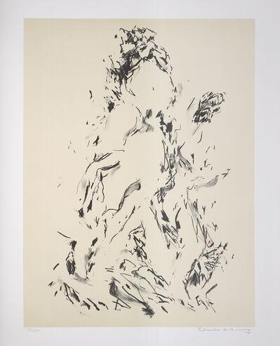 Elaine de Kooning, 'Untitled', ca. 1982