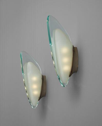 Max Ingrand, 'Pair of wall lights, model no. 1552', circa 1957